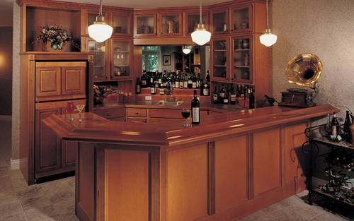 Several Good Ideas Help Decorating Home Wet Bars