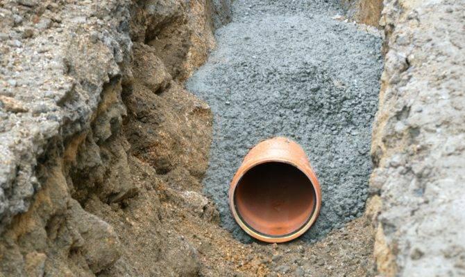 Sewer Pipe Guide Plastic Iron Clay Orangeburg
