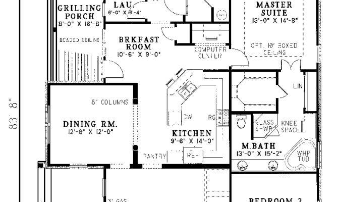 Shackelford Country Home Plan House Plans More