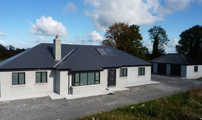 Shaped Bungalow House Plans Ireland
