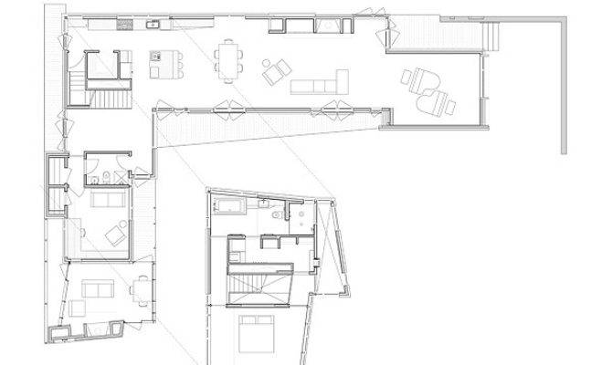 Shaped House Plans Iyi Fikir