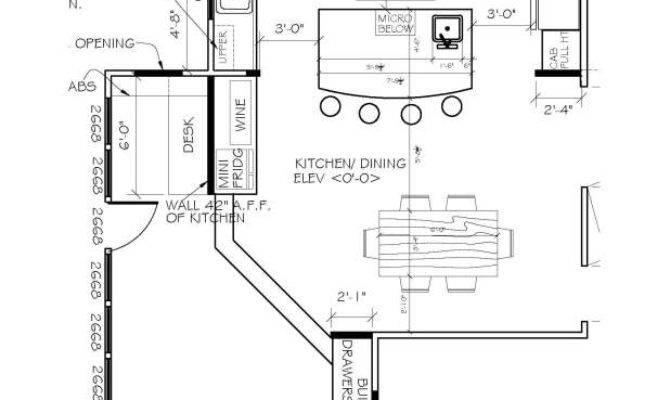 Shaped Kitchen Floor Plans Car Interior Design