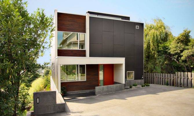 Shed Architecture Backyard House Sgustok Design