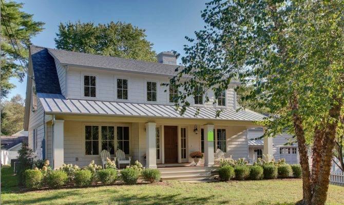 Shed Dormer Farmhouse Dream Home Pinterest