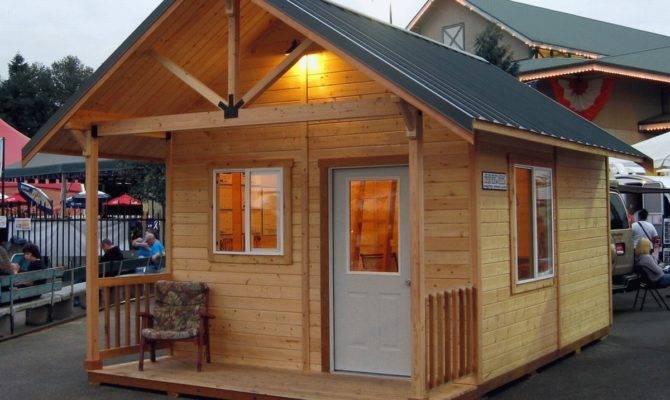 Shed Option Tiny House Design