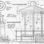 Shed Plans Blueprints Diagrams Woodworking