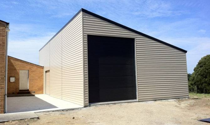Shed Roof Garage Ideas House Plans