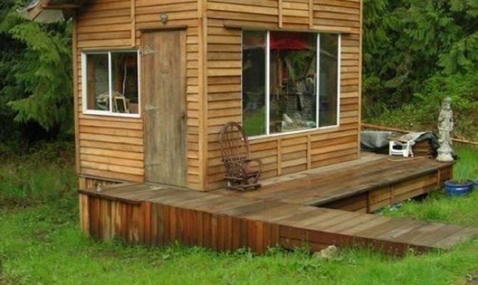 Shelter Houses Made Easy Wood Pallet Ideas