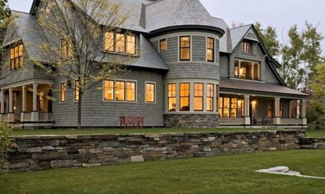 Shingle Style Home Houzz