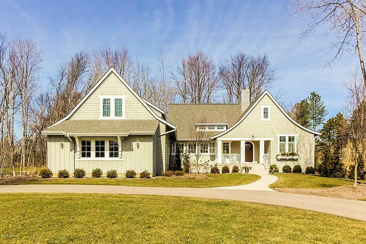 Shingle Style House Plans Architectural Designs