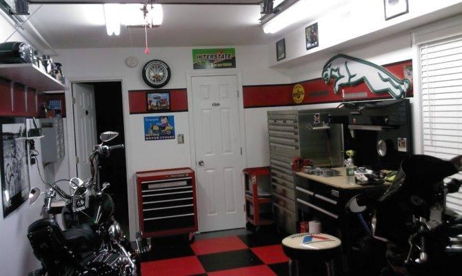 Show Best Car Garage Journal Board