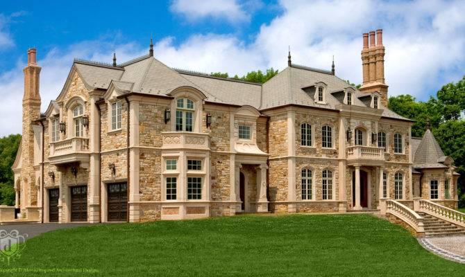Showcase Chateau Custom Luxury Mansion