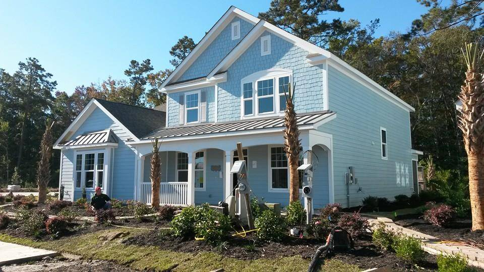 Siding James Hardie Products Roofing Contractor Custom Home