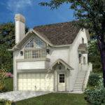 Siminridge Sloping Lot Home Plan House Plans