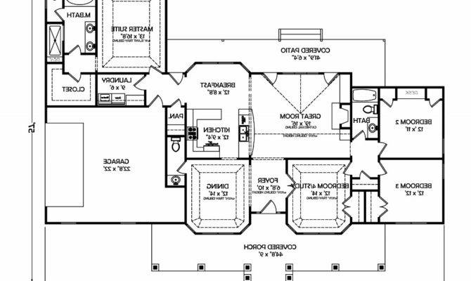 Simple Bedroom Ranch House Plans Fresh Bedrooms Decor