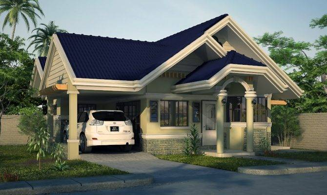 Simple Bungalow House Plans Philippines Tattoo