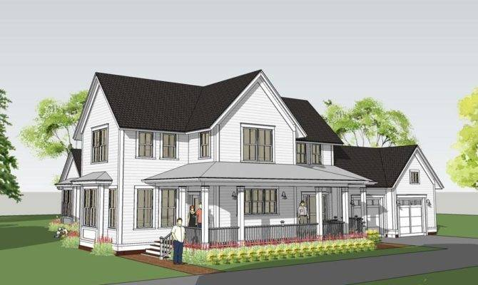 Simple Country House Plans Photos
