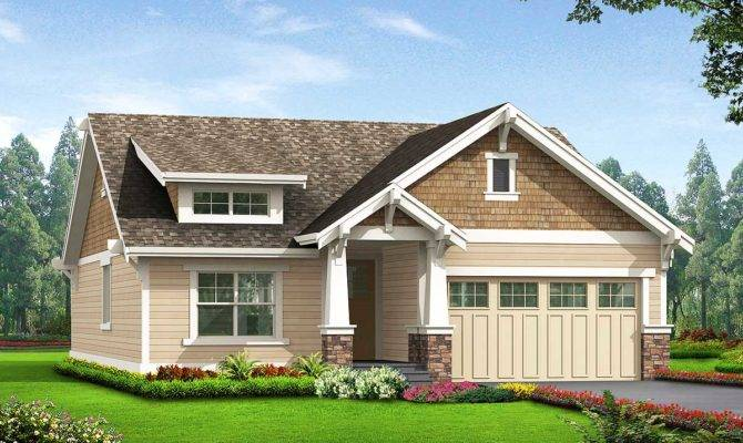 Simple Craftsman Cottage Options
