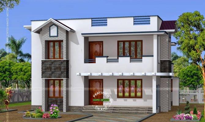 Simple Design Home Kerala Floor Plans