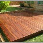 Simple Floating Deck Plans Small Ideas Pinterest