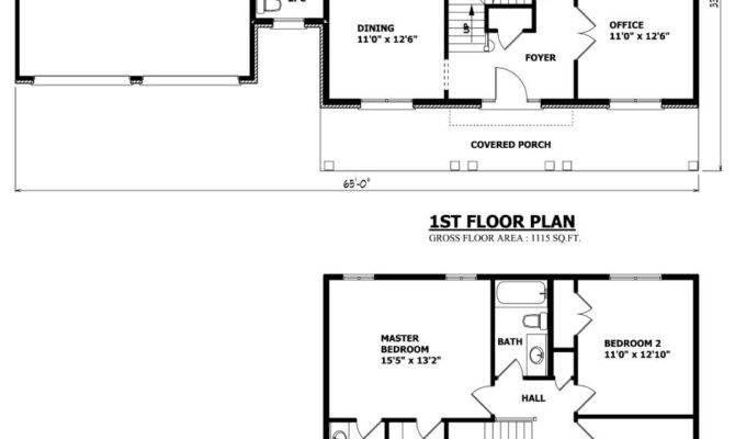 Simple Floor Plan But Very Functional Might Want