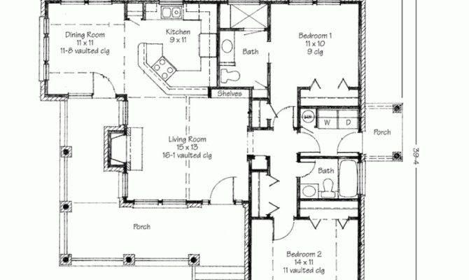 Simple Floor Plans Houses Home Design Ideas Interior