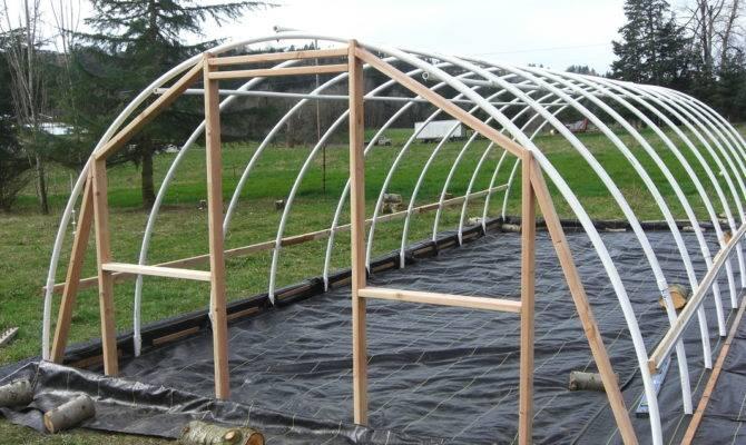 Simple Greenhouse Plans Fiddlehead Farm