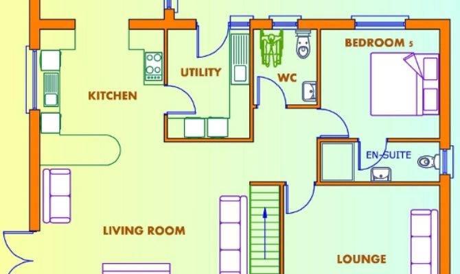 Simple Ground Floor House Plan Samples Building Plans