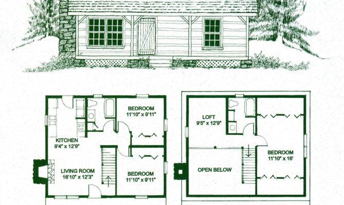 Simple Home Plans New Small Lake Cottage House Bedrooms