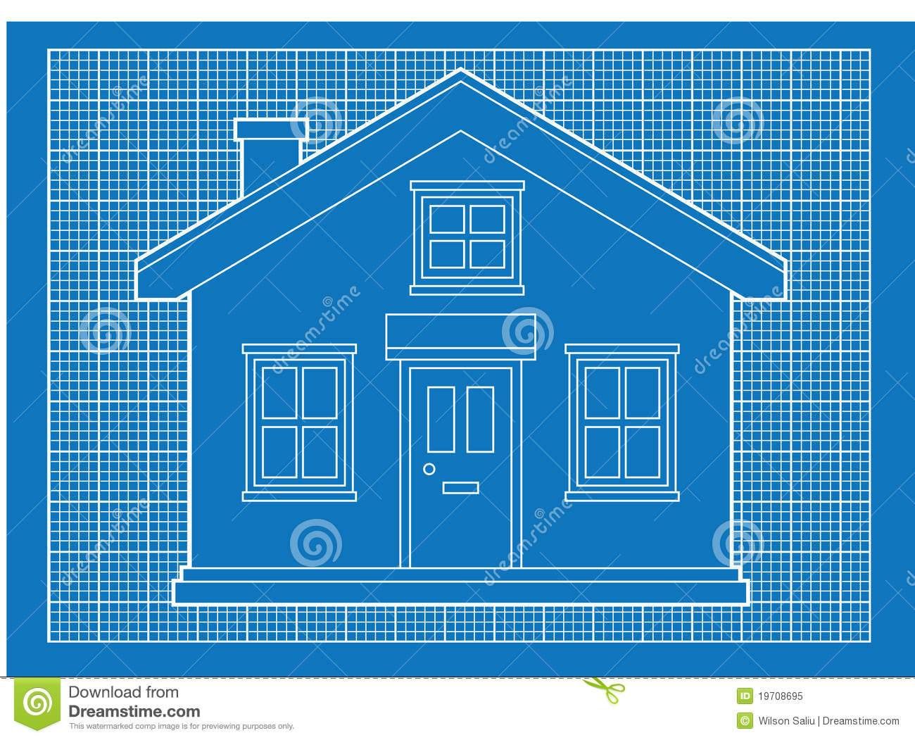 Simple House Blueprints