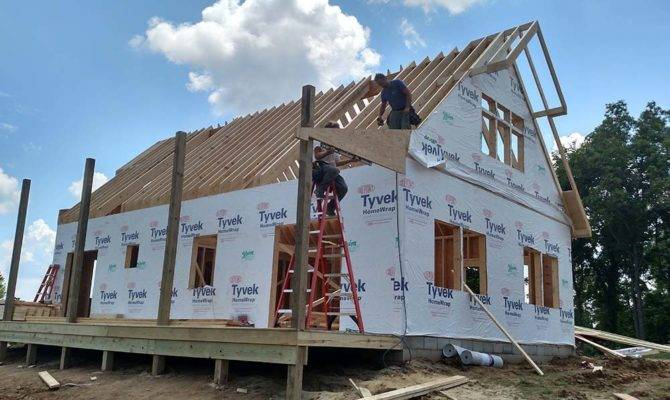 Simple House Construction Budget Cost Downsize