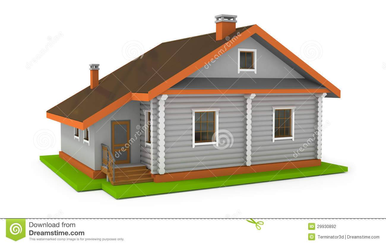 Simple House Illustration