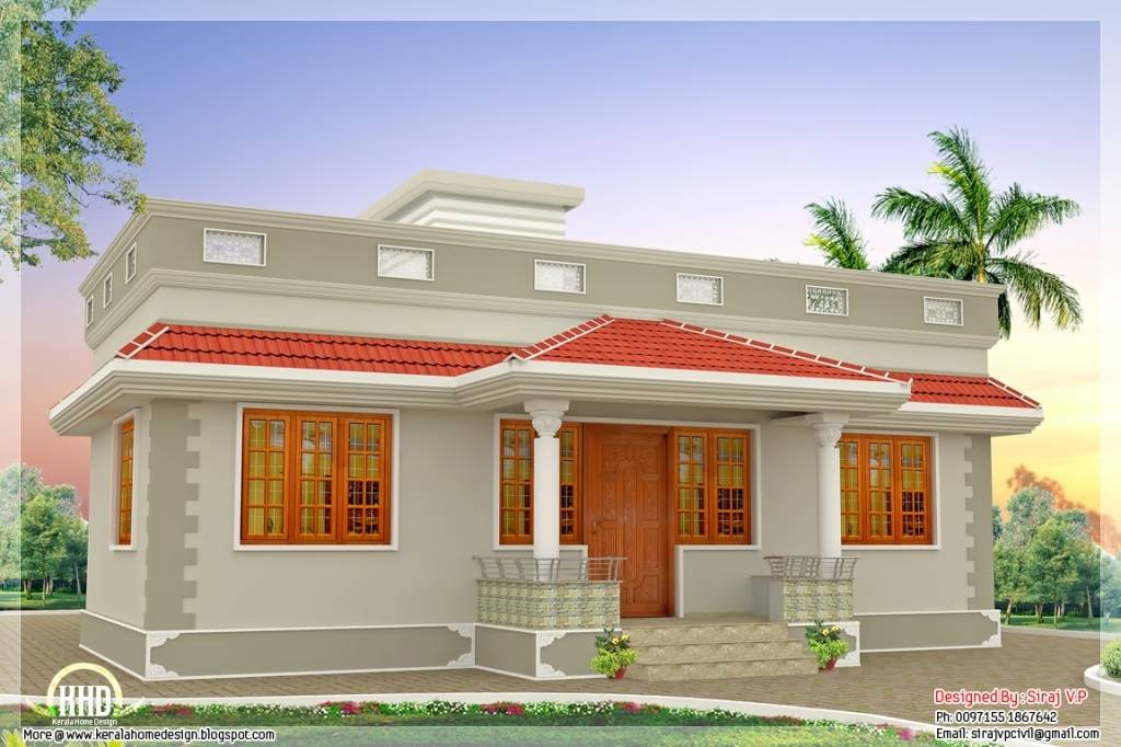 Simple House Models Homes Floor Plans