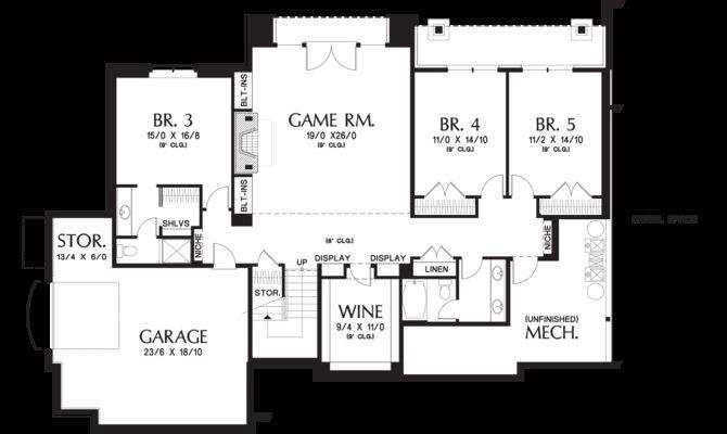 Simple House Plan Superb Floor Plans