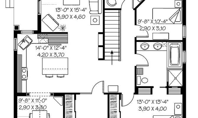 Simple House Plans Cottage