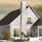 Simple House Plans Lots Windows Placement Home