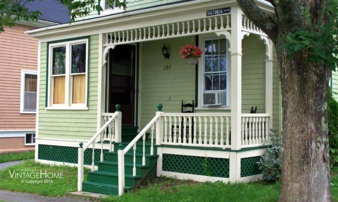 Simple House Veranda