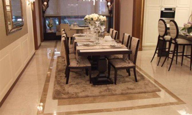 Simple Ideas Plan Right Dining Room Tile Home