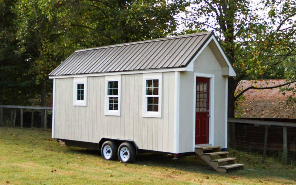 Simple Living Tiny House Exterior Tedx Designs