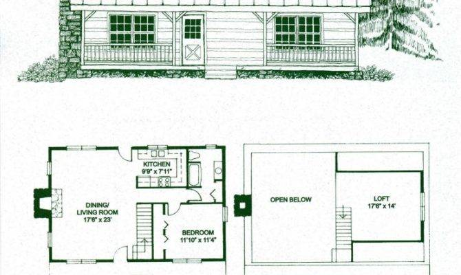 Simple Log Cabin Floor Plans Amazing Home