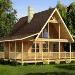 Simple Log Cabin Plans Cape Atlantic Decor
