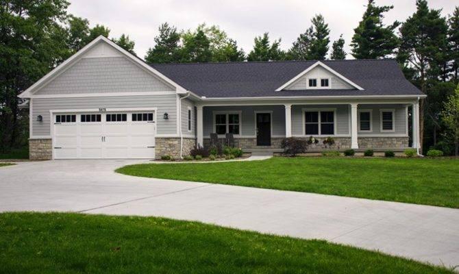 Simple Ranch House Plans Basement Floor