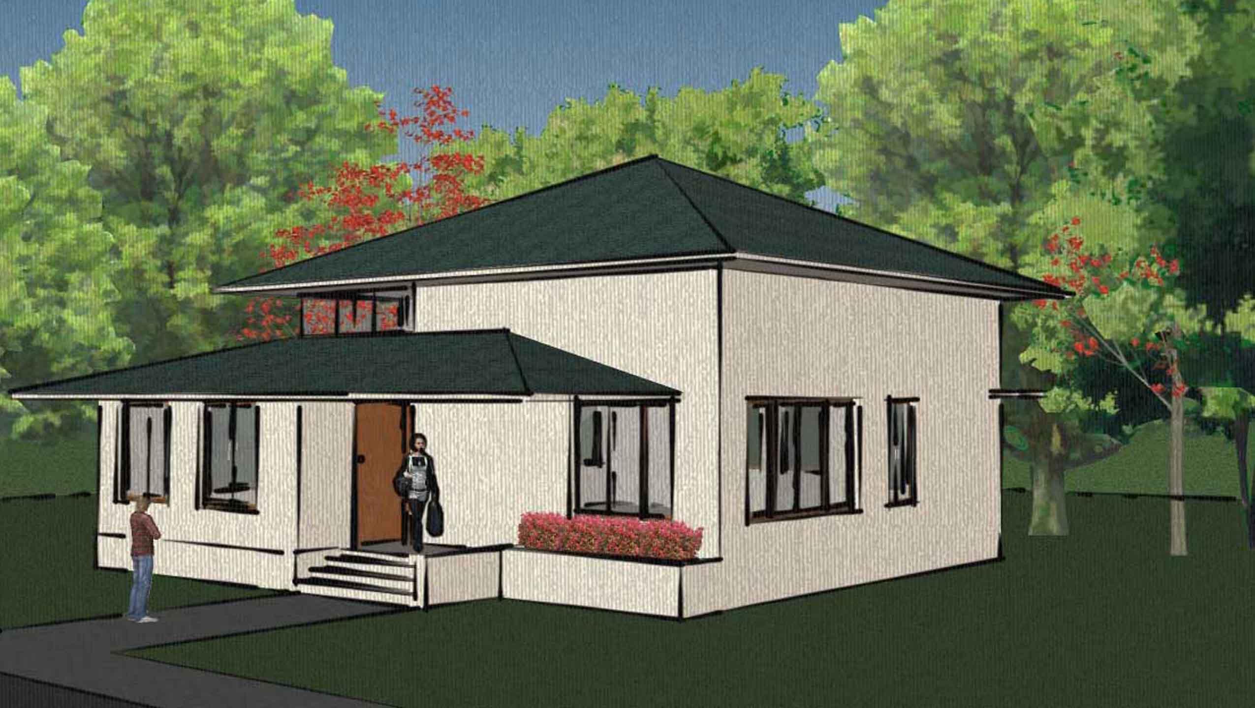 Simple Roofing Designs Kenya