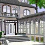 Simple Sims Luxury House Placement Plans