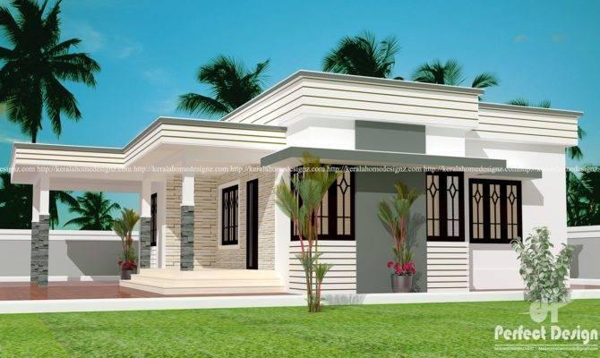 Simple Single Floor House Design Kerala Home