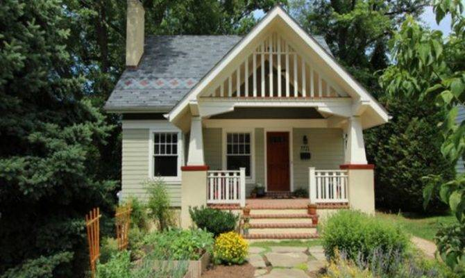 Simple Small Craftsman Style House Plans
