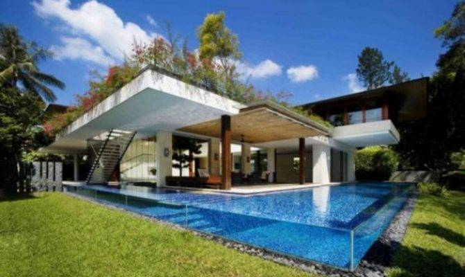 Simple Tropical House Plans Design Homes