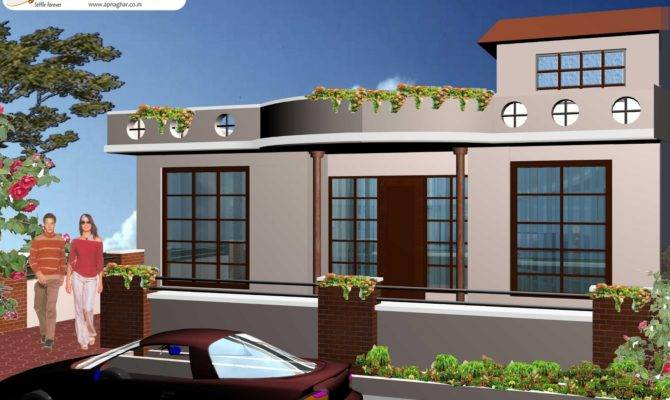 Simplex House Design Apnaghar