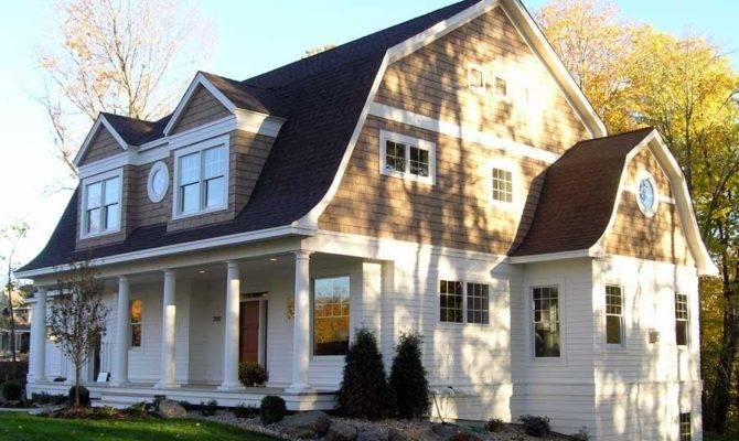 Simply Elegant Home Designs Blog New Dutch Colonial House