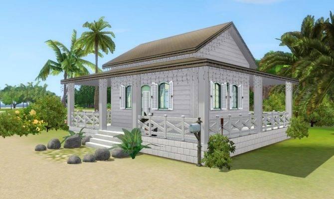Sims Beach House Floor Plans